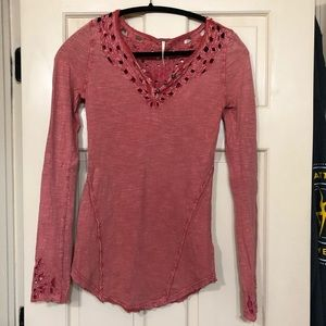 Free People Top - XS